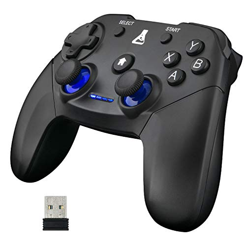 THE G-LAB K-PAD THORIUM Wireless Manette Gaming PC & PS3 SAN