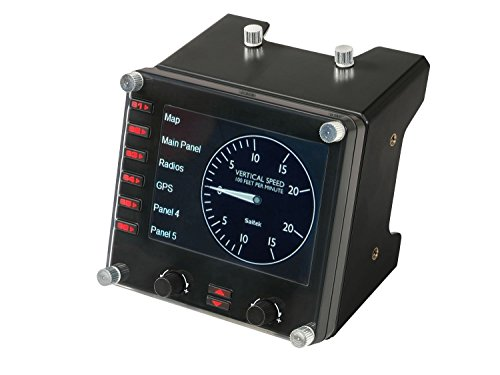 Logitech G Saitek Pro Flight Instrument Panel Tableau de Bor