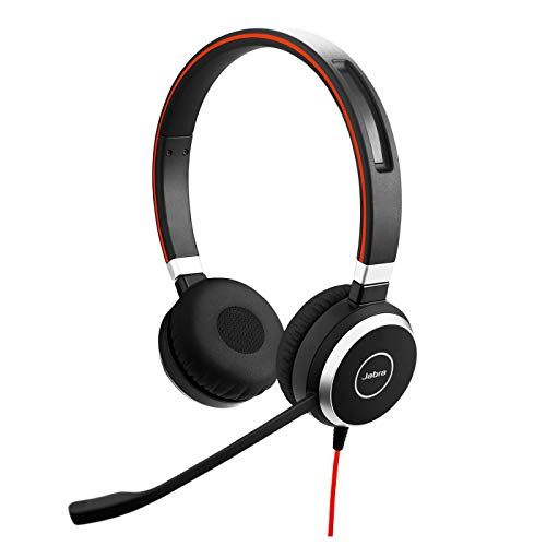 Jabra Evolve 40 UC Stereo Headset - Casque audio Unified Com