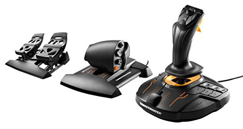 Thrustmaster T-16000M FCS FLIGHT PACK joystick, manette des