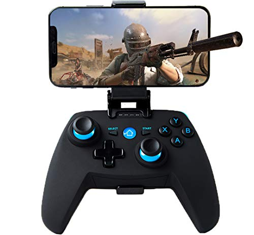 Manette pour Android/PC/PS3/TV Sans Fil, Maegoo Bluetooth An