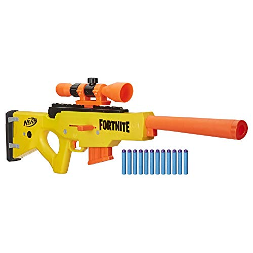 Nerf Fortnite BASR-L et Flechettes Nerf Fortnite Officielles