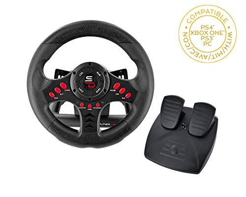 Superdrive - Volant Racing Wheel SV400 pour PS4 - Xbox One -