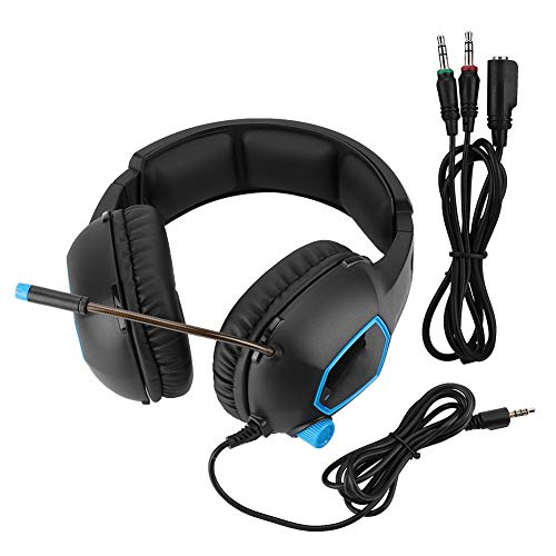 Topiky Casque, SA818 Filaire Gaming Headset Gaming Headband
