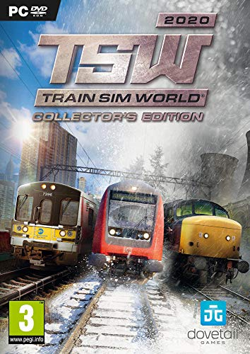 Train Sim World 2020 Collectors Edition PC