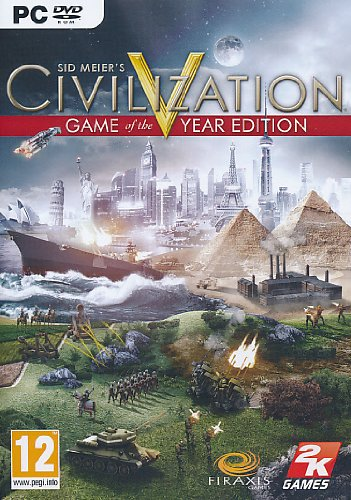Sid Meiers Civilization V - Game Of The Year (PC)