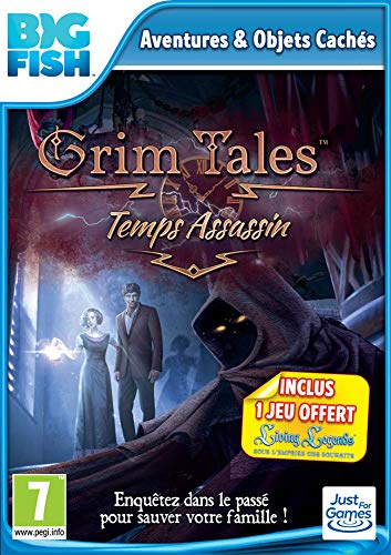 Grim Tales (14) Temps Assassin + Living Legends (4) Sous LEm