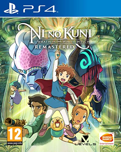 NI NO KUNI : Wrath of the White Witch - Remastered