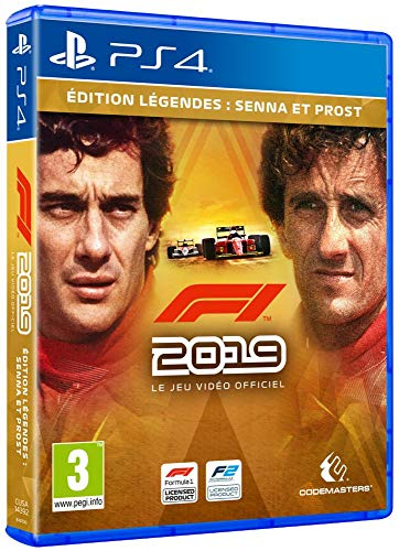 F1 2019 EDITION LEGENDES