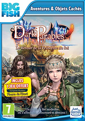 Dark Parables (14) Le Retour de la Princesse du Sel + Europe