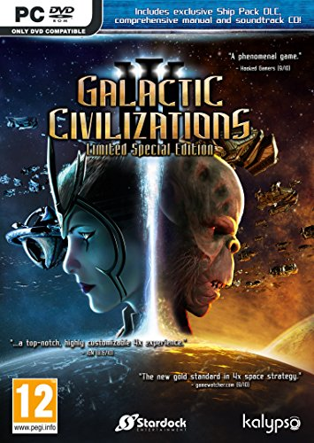 Galactic Civilizations III [import anglais]
