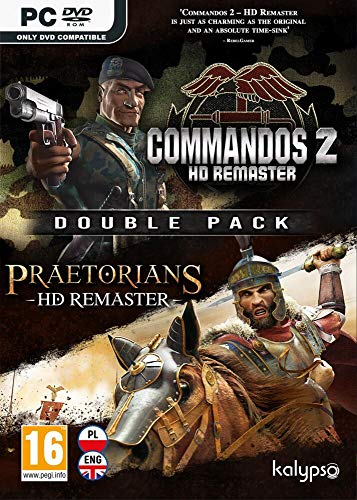 Commandos 2 & Praetorians: Hd Remaster Double Pack (PC)