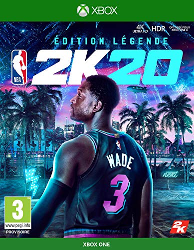 NBA 2K20 - Edition Légende