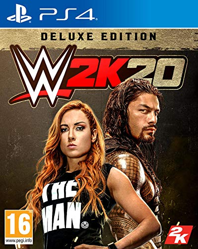 WWE 2K20 - Edition Deluxe