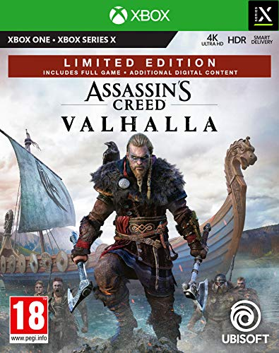 Assassins Creed Valhalla - Édition Limitée Amazon - Xbox One
