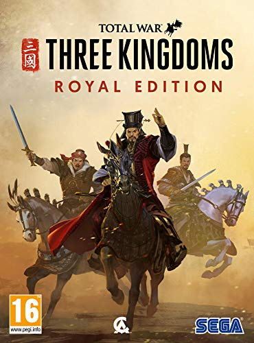 Total War: Three Kingdoms Royal Edition (PC)
