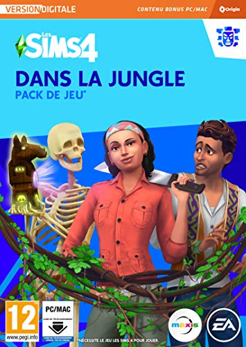 Les SIMS 4 - Jungle Adventure Game Pack DLC | Téléchargement
