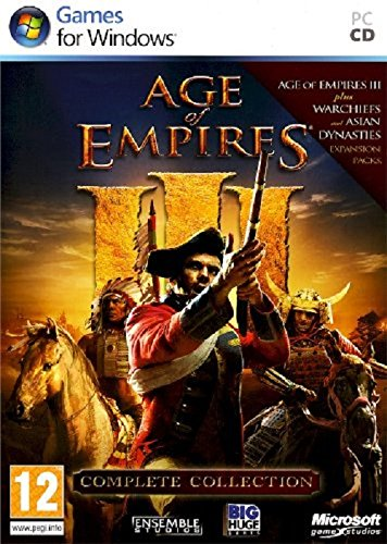 Age of Empires III - Complete Collection (PC DVD) [import an