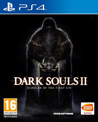 Dark Souls II : scholar of the first sin [import anglais]