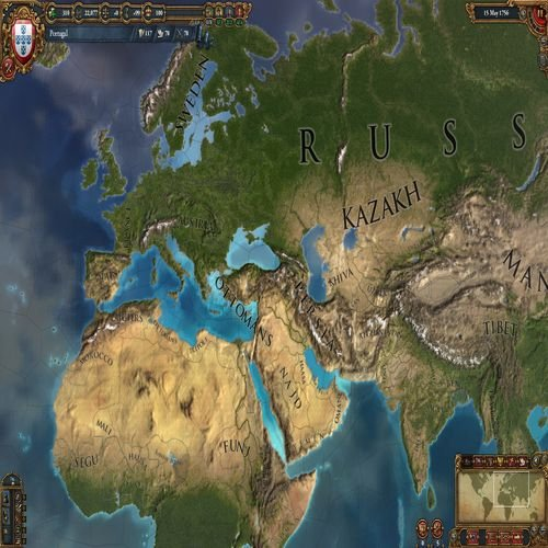 Europa Universalis IV  [Code Jeu PC/Mac- Steam]