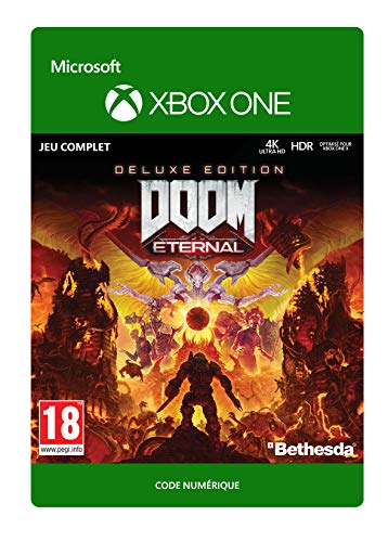 Doom Eternal Deluxe | Xbox One – Code jeu à télécharger