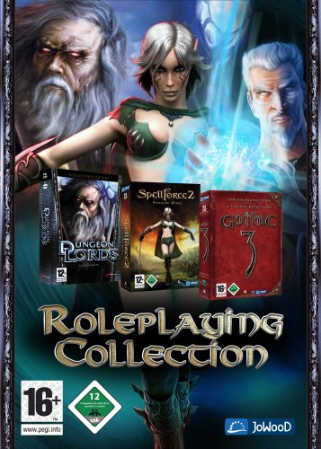 RPG Game Pack (PC) [Import anglais]