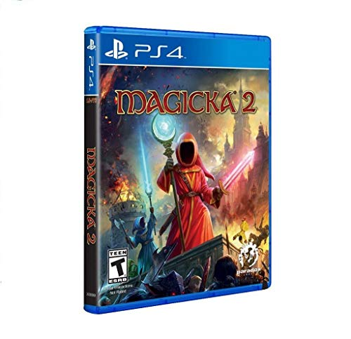 Magicka 2 - PS4 - Limited Run #139 - NEUF SOUS BLISTER
