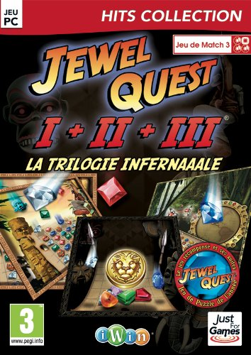 Jewel Quest 1 + 2 + 3