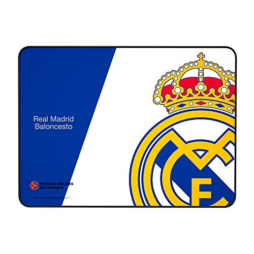 Mars Gaming MMPRM, Tapis Souris Real Madrid Officiel, Caoutc