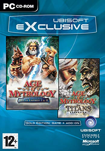 Age of Mythology - Gold Edition Game PC