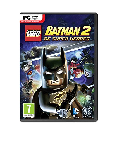 Mindscape LEGO Batman 2 DC- Superheroes De base PC Néerlanda