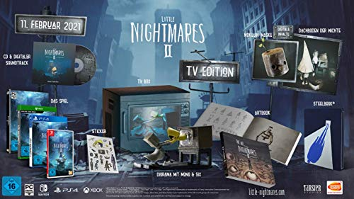 Little Nightmares II: TV Edition (PC)