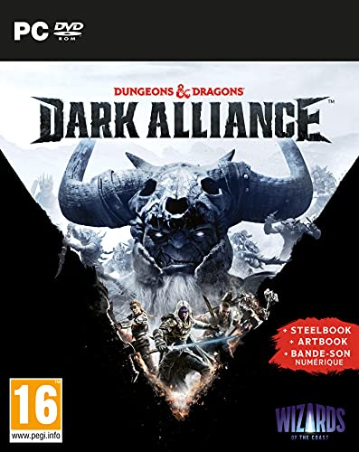 Dark Alliance Dungeons & Dragons Steelbook Edition (PC)