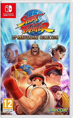 Street Fighter 30th Anniversary Collection pour Nintendo Swi
