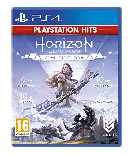 Horizon Zero Dawn - PlayStation Hits, Version physique, En f