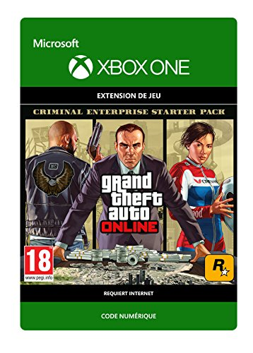 Grand Theft Auto V: Criminal Enterprise Starter Pack DLC | X