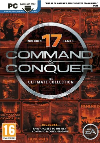 Command and Conquer : The Ultimate Edition (PC Download Code