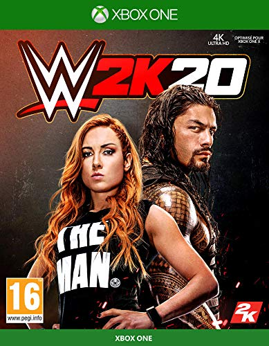 TAKE TWO WWE 2K20 - Xbox One