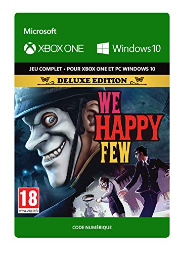 We Happy Few Deluxe Edition | Xbox One - Code jeu à téléchar