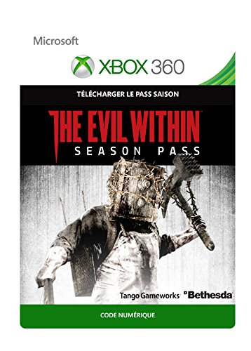 Evil Within Season Pass [Xbox 360 - Code jeu à télécharger]
