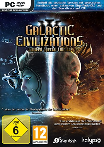 Galactic Civilizations III - Limited Special Edition [import