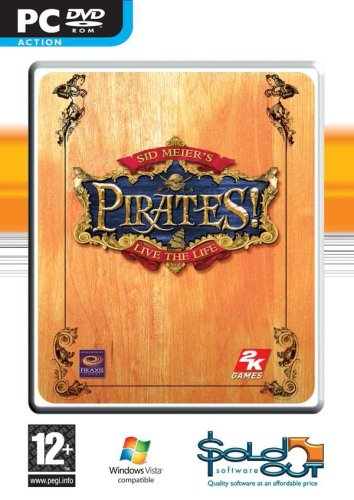 Sid Meiers Pirates! (PC DVD) [import anglais]