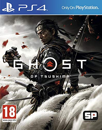 Sony, Ghost of Tsushima sur PS4, Jeu daction et daventure, É
