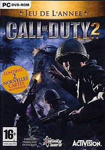 Call of Duty 2 - édition jeu de lannée