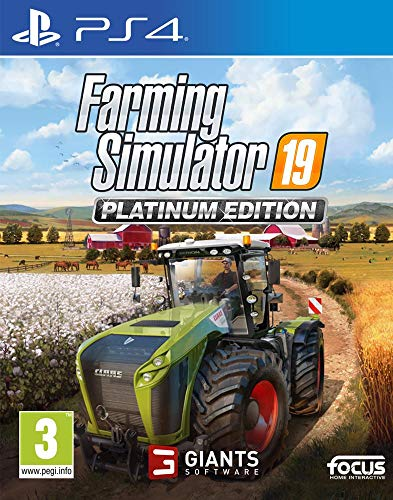 Focus Farming Simulator 19 - Platinum Edition
