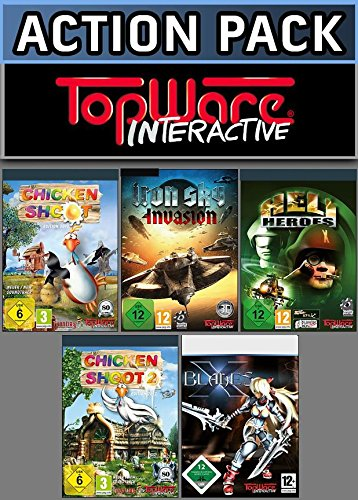 Topware Action Collection  [Code Jeu]