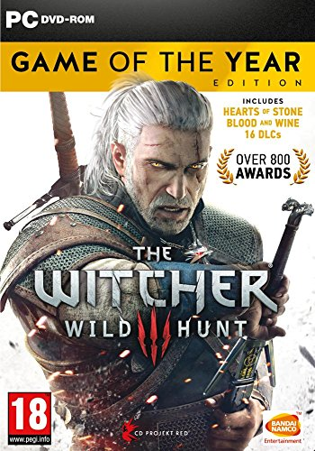 The Witcher 3 : Wild Hunt - édition jeu de lannée