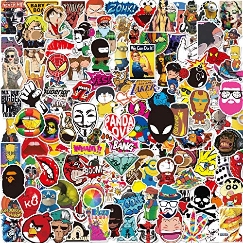 Lot Autocollant [150-PCS] Q-Window Graffiti Stickers Vinyle