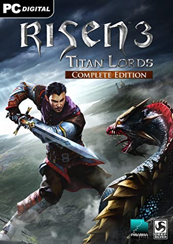 Risen 3 - Titan Lords Complete Edition [Code Jeu PC - Sans D