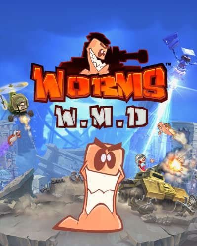 Worms W.M.D [Code Jeu PC/Mac - Steam]